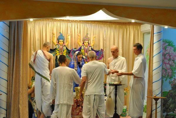 Шри Кришна Джанмаштами, фото, Запорожье