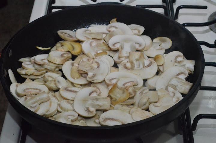 D7K 0535 Картошка с грибами в сливках