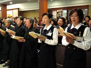 Buddhists Praying For Japan Quake Victims Image