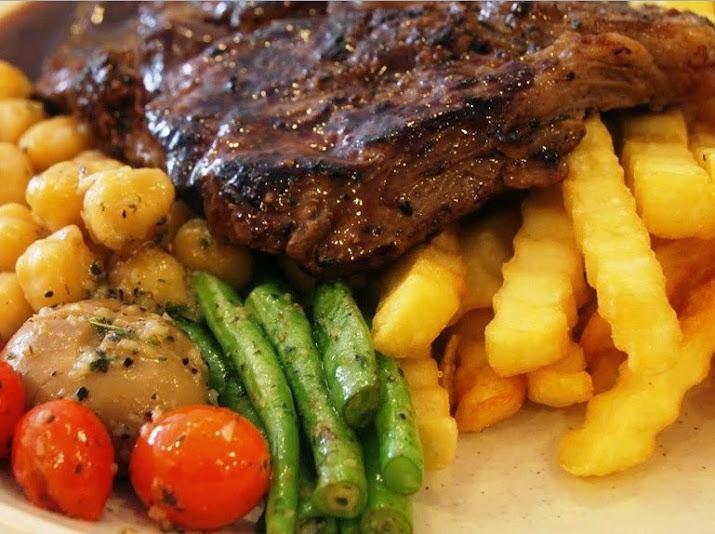 Permalink to Resep Cara Membuat Steak Daging Sapi Saus Lada Hitam