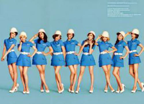 Trans Girls Generation Japan Tour Official Photobook Qanda