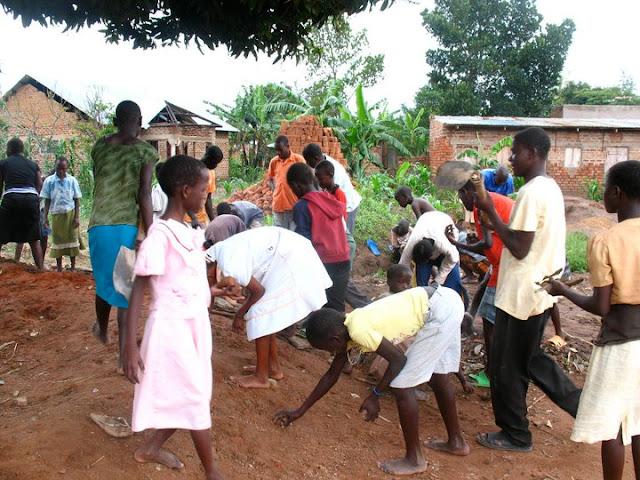 Mission, Ugadan Orphans