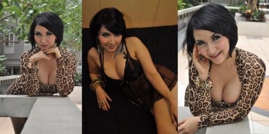 Foto Model Roro Fitria Majalah Dewasa Popular