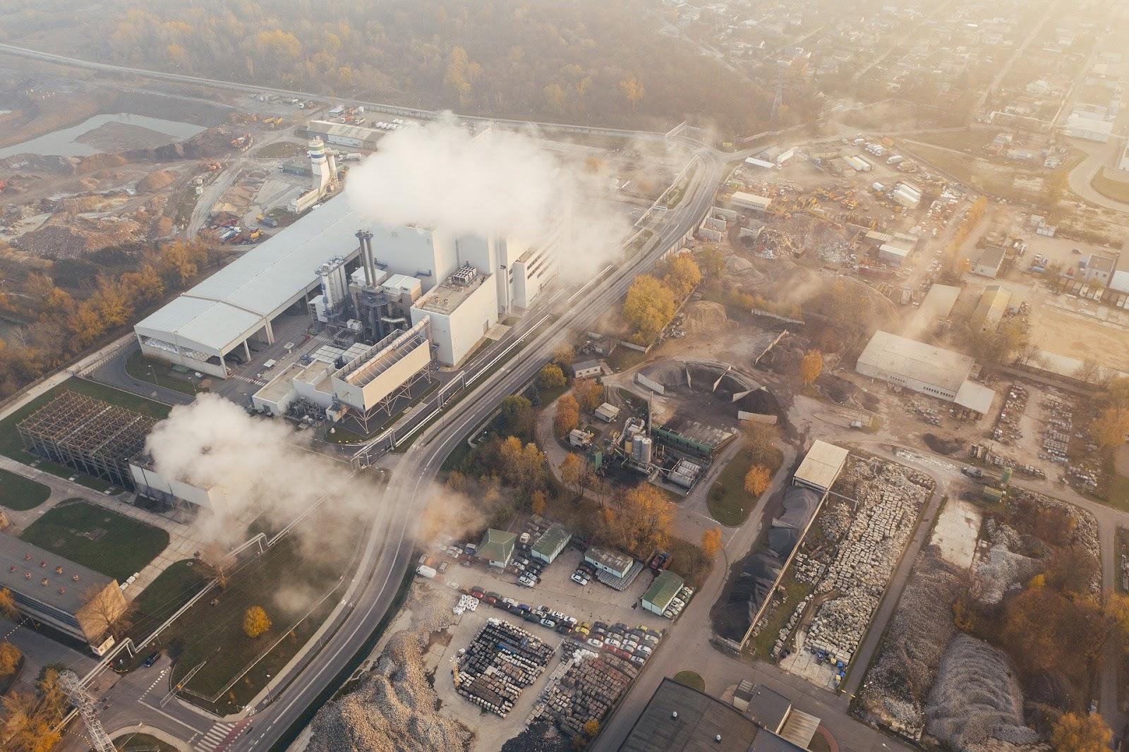 Um crédito de carbono é gerado a cada uma tonelada de CO2 que deixa de ser emitida.