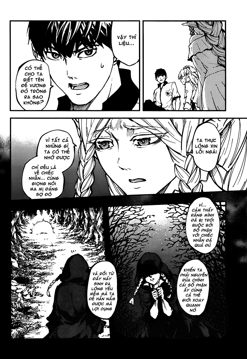 Kekkon Yubiwa Monogatari chap 10 page 10 - IZTruyenTranh.com