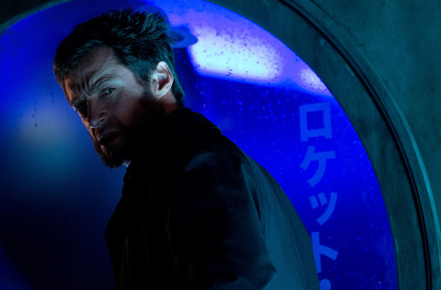 The Wolverine in Japan