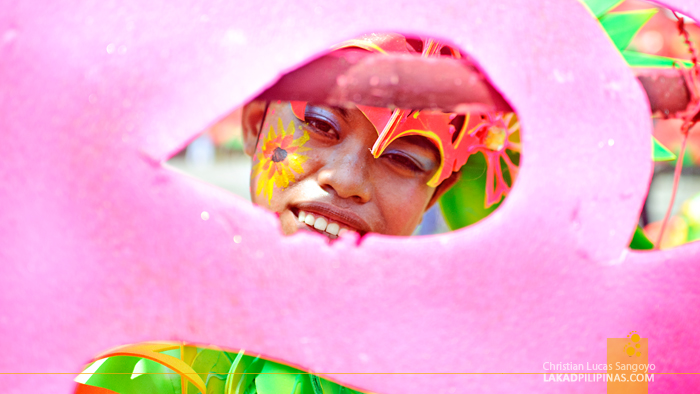 San Carlos City's Pintaflores Festival