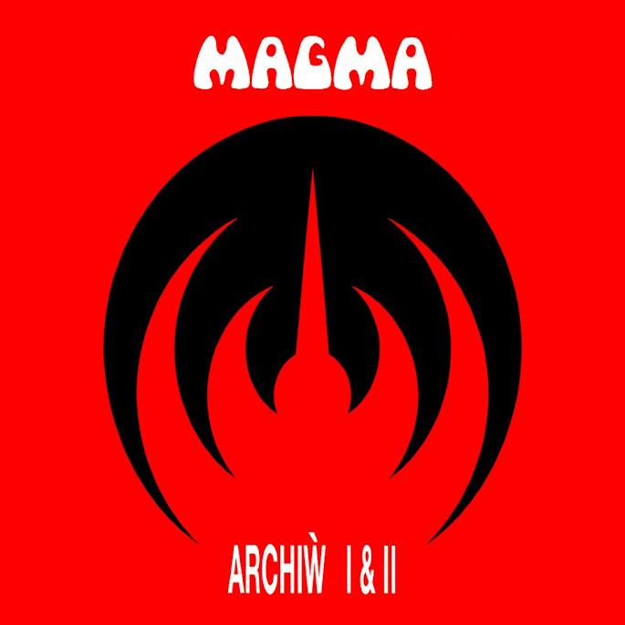 magma discography 320