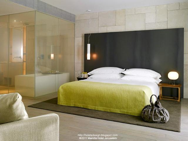 Mamilla hotel Jerusalem_Moshe Safdie_Piero Lissoni_18_Les plus beaux HOTELS DESIGN du monde