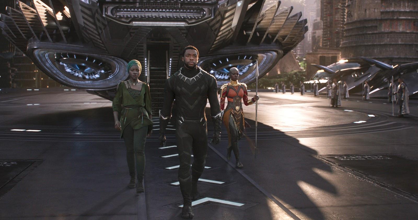 PhimChiến Binh Báo Đen Black Panther