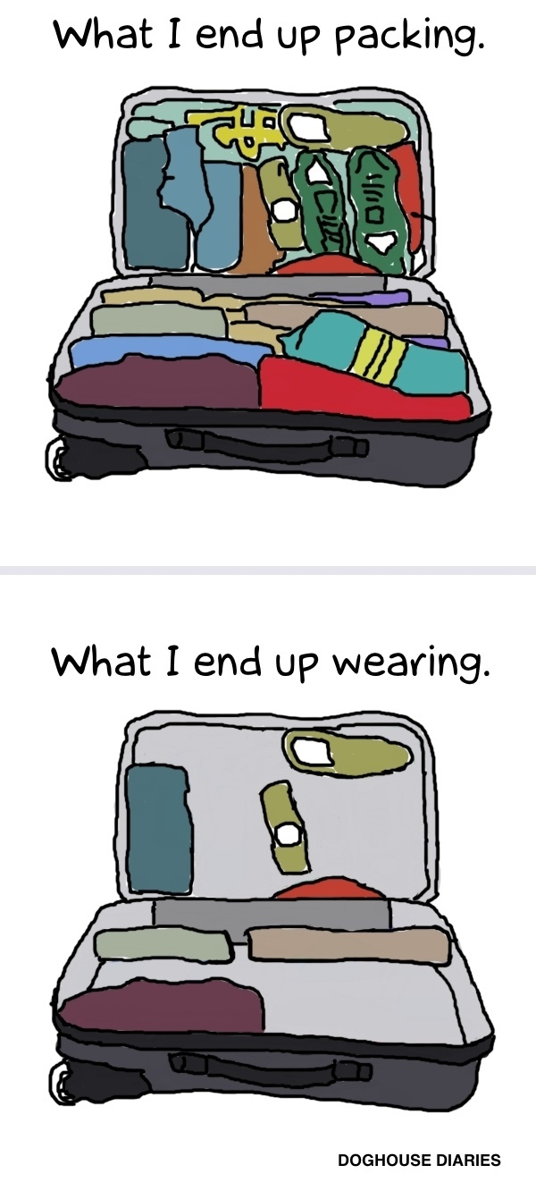 Packing And Wearing