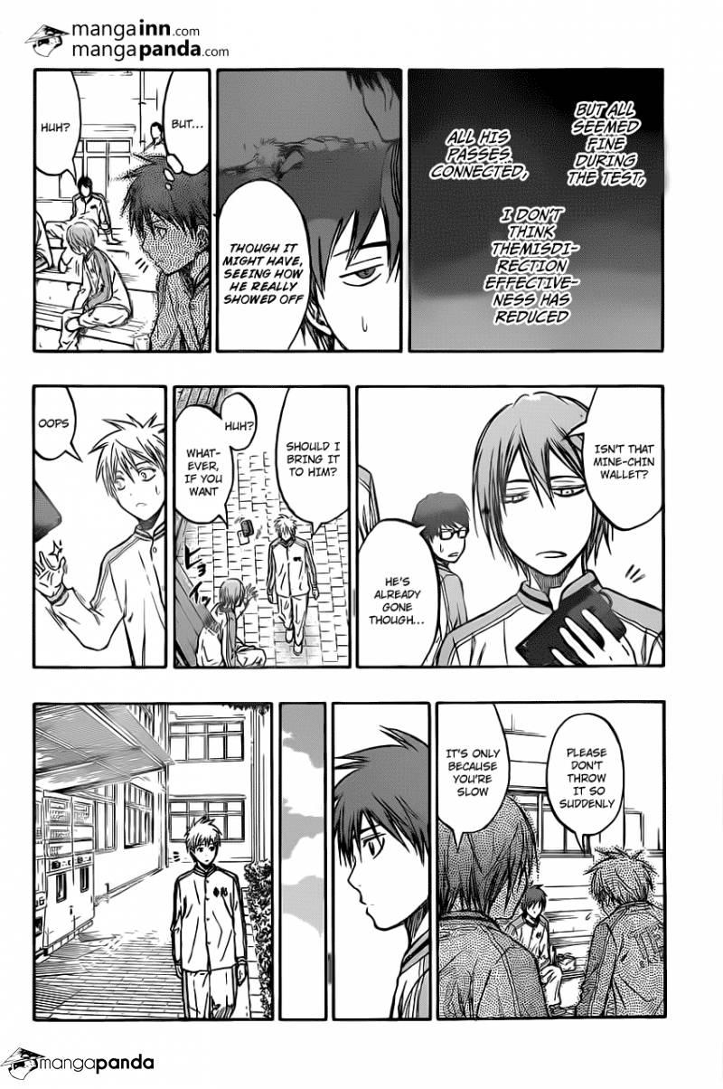 Kuroko no Basket Manga Chapter 209 - Image 04