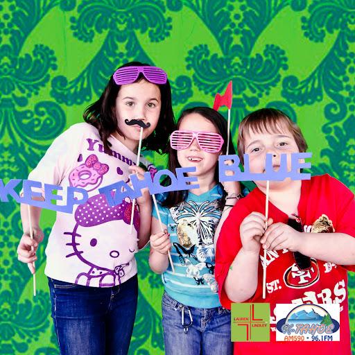 Reno Tahoe Photobooth, K-Tahoe Radio, Kids Day at Meek's, Meek's Lumberyard