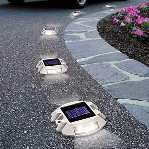 Solar Walkway Lights