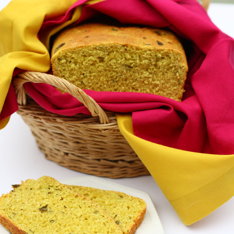 Monica Bhide's Curry Leaf Bread Recipes — Dishmaps