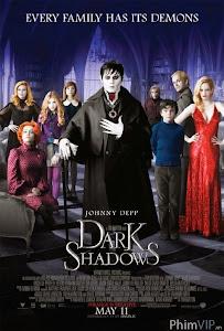 Lời Nguyền Bóng Đêm - Dark Shadows poster