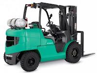 Xe nâng LPG 4 – 5.5 tấn