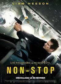Jaquette de Non-Stop