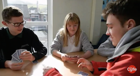 Students take to YouTube to promote sixth form