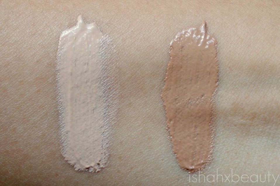 PONDS BB Cream swatch