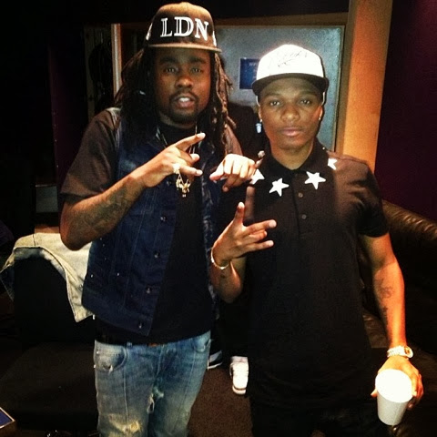 [Music] : WizKid – Nobody But You Ft. Wale[@Wale]