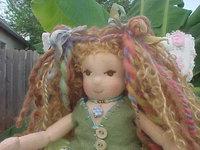 """Leesha - 9"""" Rosebud Fairy"""