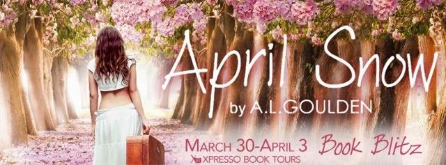 Book Blitz: April Snow by A.L. Goulden