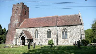 All Saints Church, Hemley