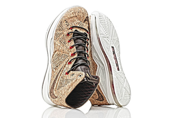 Nike LeBron 10 X EXT QS Cork Limited Edition 580890200
