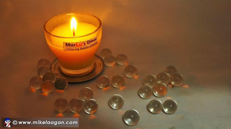 Sebo ng Bulalo Candle