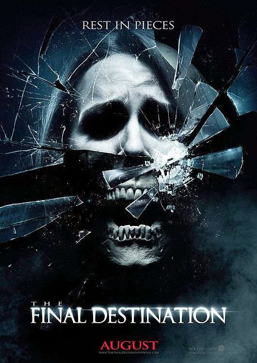 Poster Of The Final Destination (2009) Full Movie Hindi Dubbed Free Download Watch Online At alldownloads4u.com