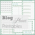 Blogging Printables