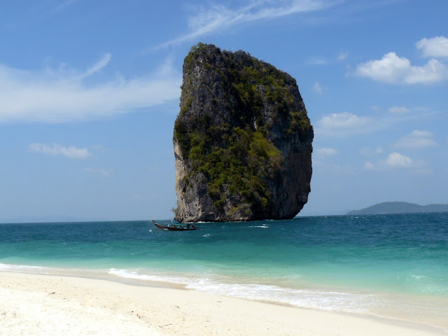 Krabi Island: Koh Tap, Poda Island e Chicken Island