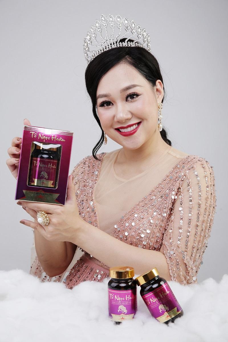 CEO Đỗ Thị Vân Anh - Nữ doanh nhân tạo nên thương hiệu Dova - ảnh 1