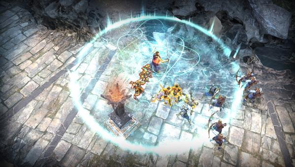 MOBA Guardians of Middle-Earth có mặt trên PC 3