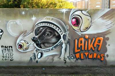 grafit LAIKA RETURNS Dko 2012
