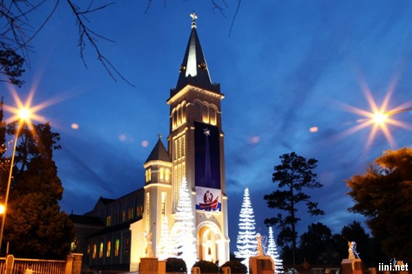 Giáng sinh ở Đà Lạt