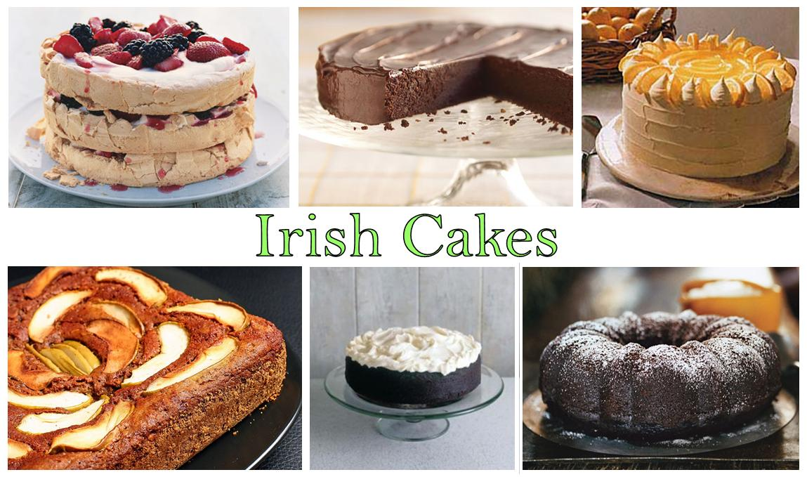 Irish Chocolate Cake Recipe