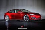LOS ANGELES 2014 - Saleen presents FourSixteen