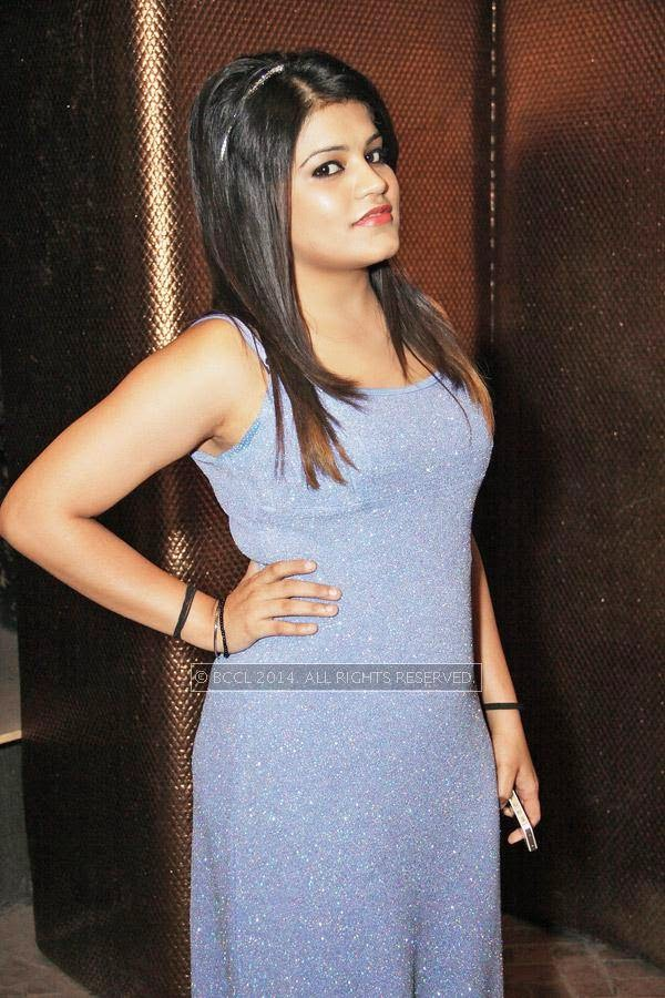 Richa Dhir during Kriti Dhir's birthday party, held at The Mansion Club in Garden Of Five Senses, New Delhi.