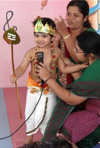Индийский этнический костюм
