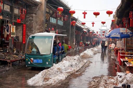 Nan dajie, la calle más típica de Pingyao