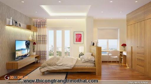 Bộ sưu tập các mẫu thiết kế phòng ngủ được ưa chuộng nhất hiện nay - <strong><em>Thi công trang trí nội thất</em></strong>-2