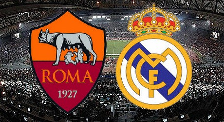 AS Roma vs. Real Madrid CF   UEFA Champions League 2015/16 [image by www.taruhanbola.asia]
