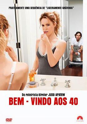 Filme Poster Bem-Vindo aos 40 DVDRip XviD Dual Audio & RMVB Dublado