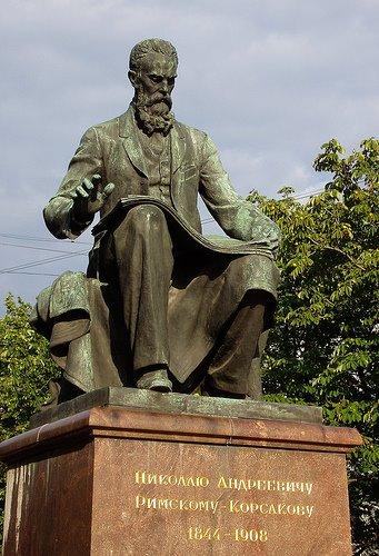 Monumento a Rimsky