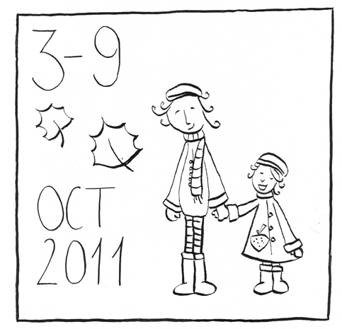 Children's Book Week 2011
