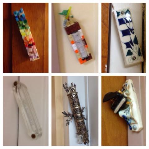 Temple Beth Shalom S Community Blog Mezuzah Study By The
