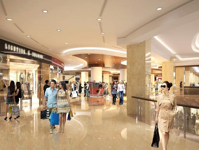 Trung tâm thương mại Hoàng Cầu Skyline