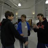 Carmel Boy Scouts Good Samaritan Lock-in